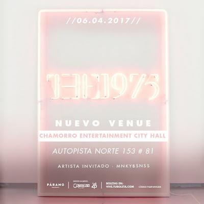THE 1975 EN BOGOTÁ