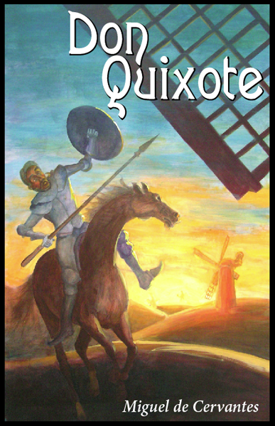 Don Quixote (English) - Miguel de Cervantes Saavedra