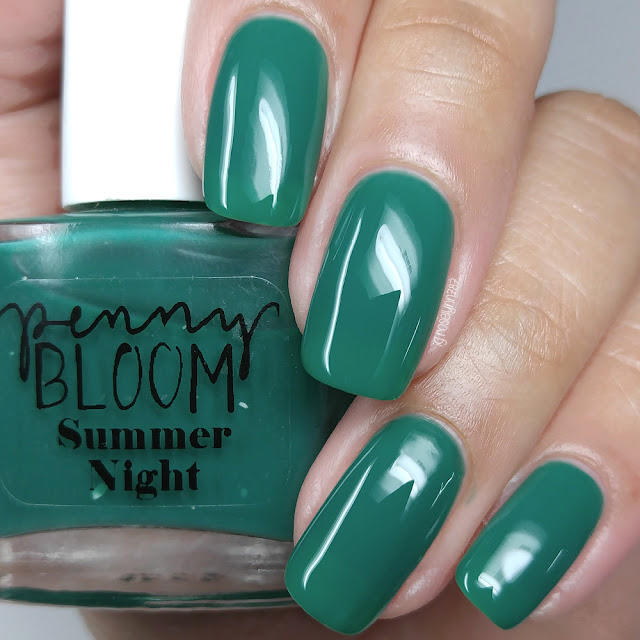 Penny Bloom Nail Polish - Summer Night