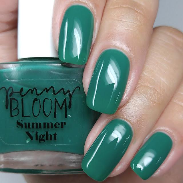 Penny Bloom Nail Polish - Summer Night