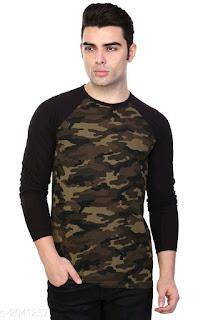 Designer Stylish Cotton Men's T-Shirt