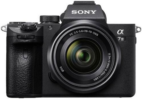 Sony α7 III with SEL2870
