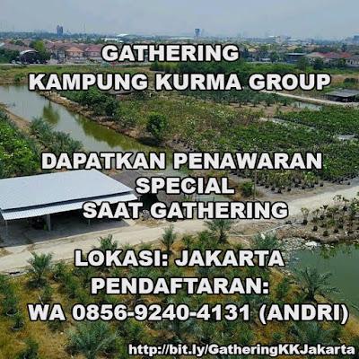 GATHERING-KAMPUNG-KURMA-GORUP-DI-JAKARTA