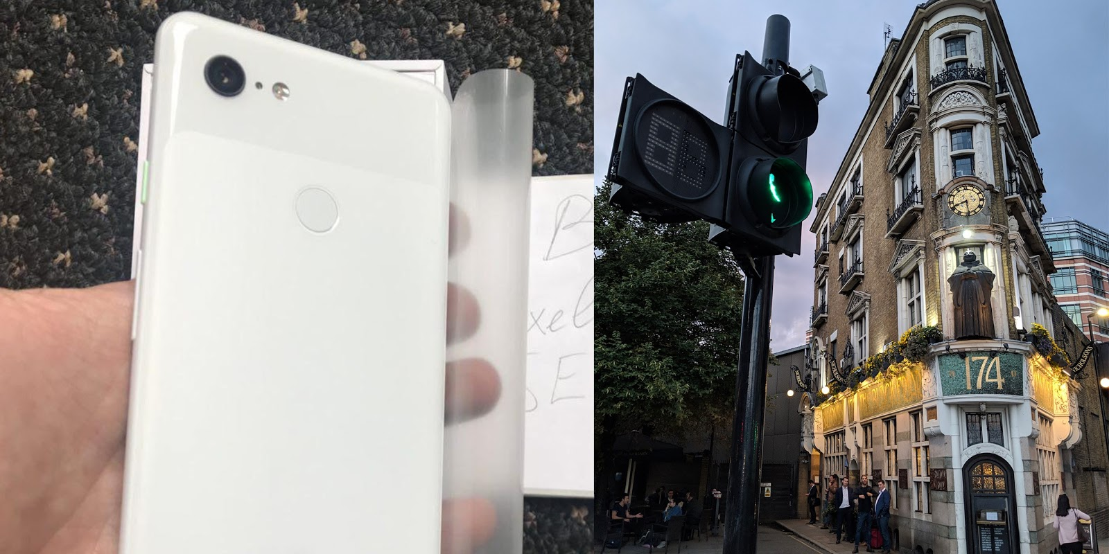 [Leaked] Google Pixel 3 XL First Camera Samples