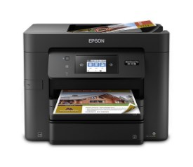 Epson WorkForce Pro WF-4730 Printer Driver Download