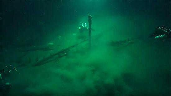 Navio mais antigo do mundo é encontrado no Mar Negro - Img 1
