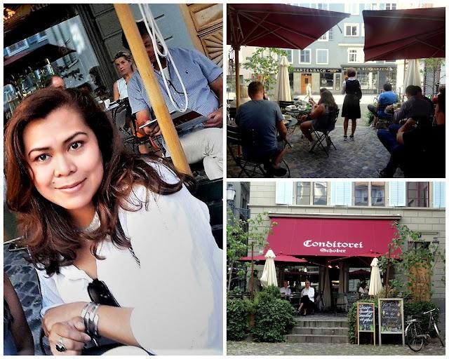 Conditorei Café Schober Terrace