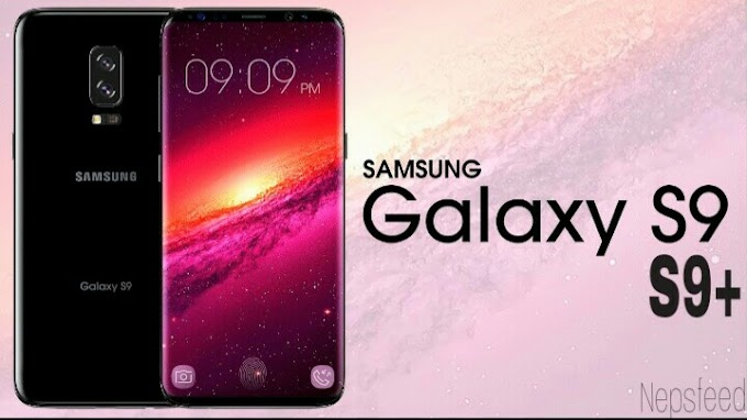 SAMSUNG GALAXY S9 & S9+  LUNCHING ON 2018 JANUARY