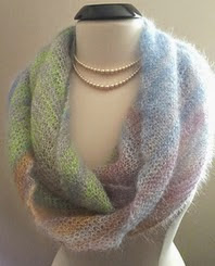 http://www.ravelry.com/patterns/library/kidsilk-haze-cowl---one-ball