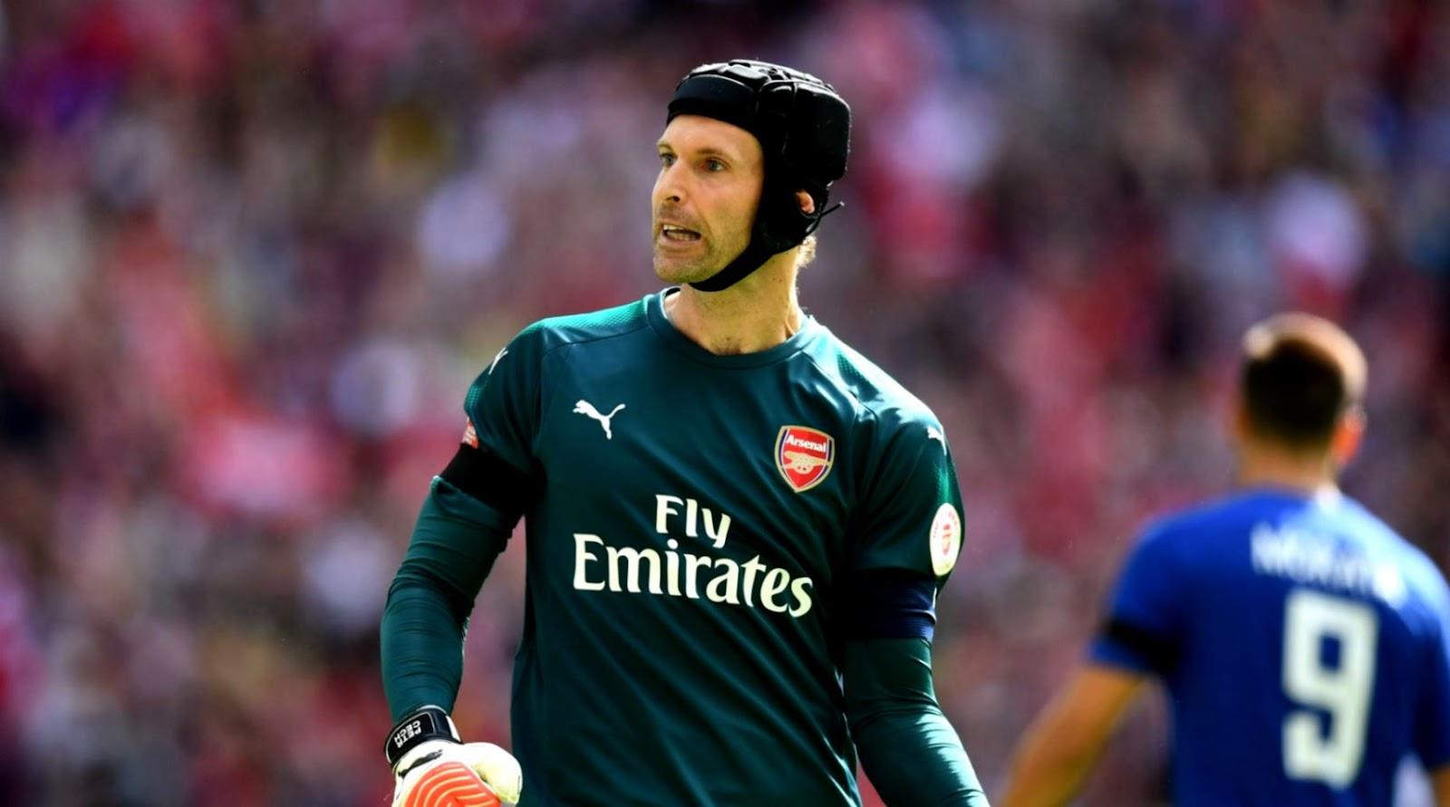 Arsenal Tumbang, Impian Petr Cech Terancam Pupus