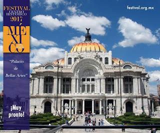 festival del centro histórico cdmx 2017