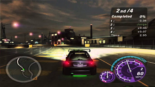 Need for Speed Underground 2 PC Full Version Gameplay 2
