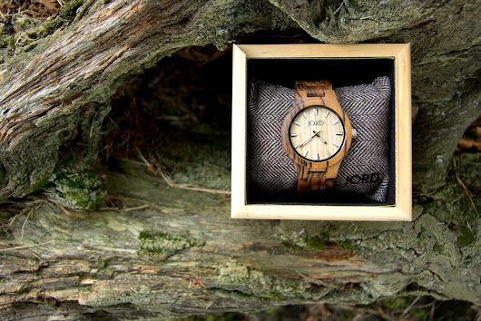 The Nail Network: JORD Wood Watch Review