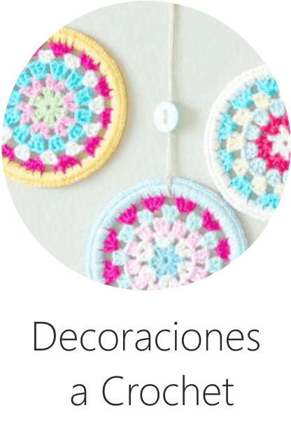 Decoraciones a Crochet