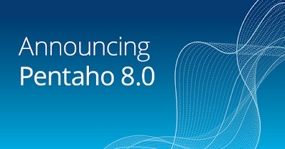 announce Announcing Pentaho 8.0   Coming in November to a theater near you!
