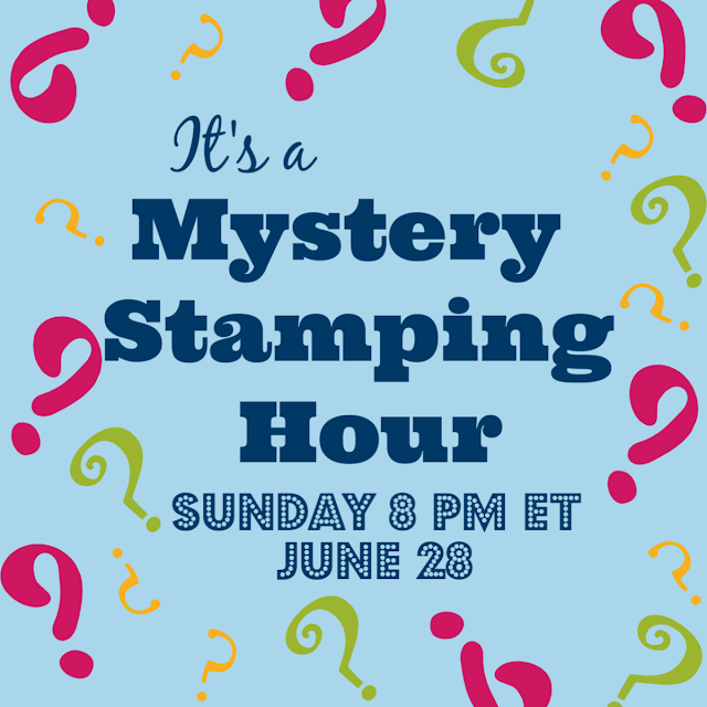 mystery stamping hour stamping event free stampin' up! nicole steele independent stampin' up! demonstrator the joyful stamper facebook