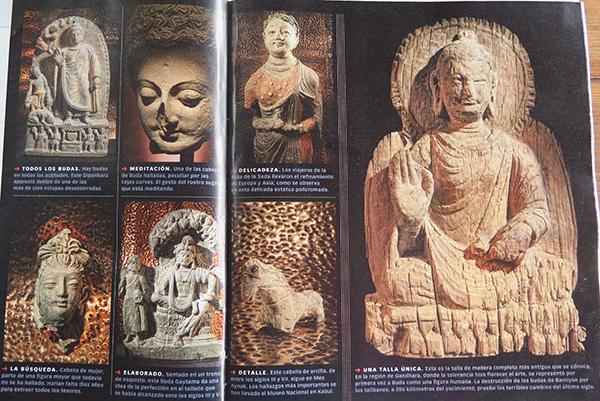 Budas en Afganistan