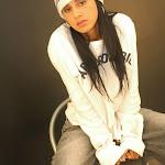 Andrea Rincon, Selena Spice Galeria 19: Buso Blanco y Jean Negro, Estilo Rapero Foto 52