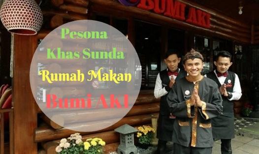 Restoran Sunda Bumi Aki