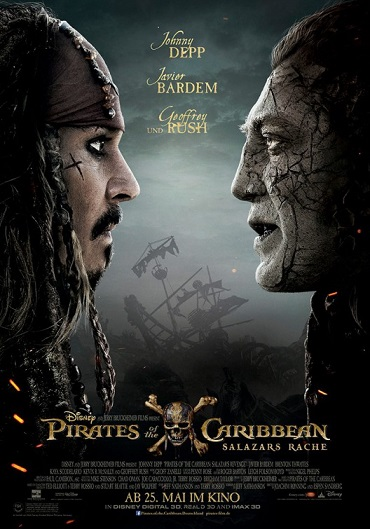 Pirates Of The Caribbean Lied