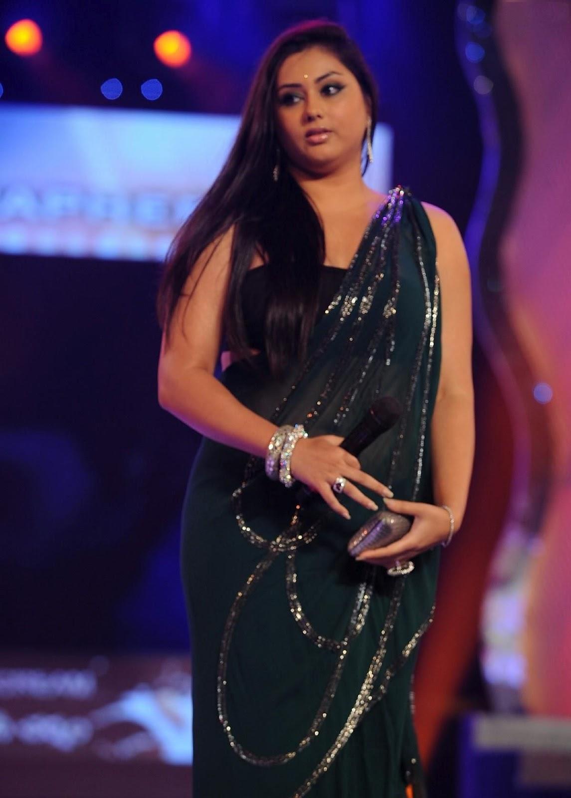 Namitha Maya at lux cinema award 2012 - latest stills 019