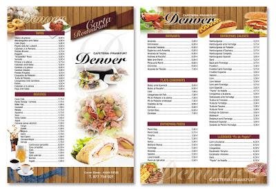 Menu-Carta-Restaurant-Denver