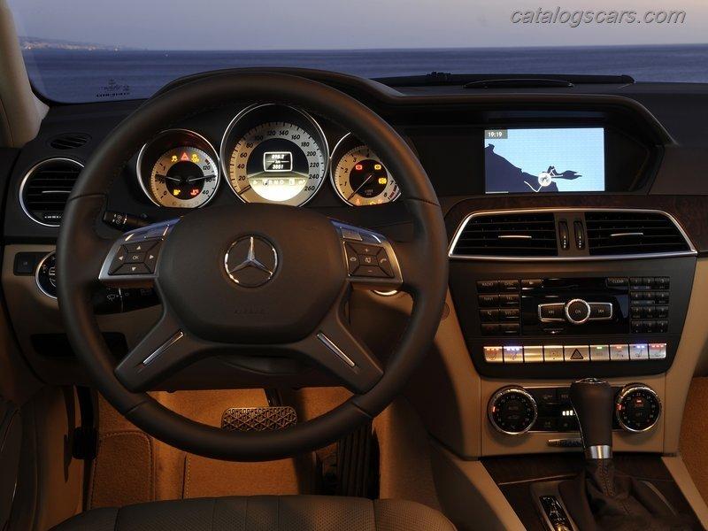 صور سيارة مرسيدس بنز C كلاس 2014 - اجمل خلفيات صور عربية مرسيدس بنز C كلاس 2014 - Mercedes-Benz C Class Photos Mercedes-Benz_C_Class_2012_800x600_wallpaper_34.jpg