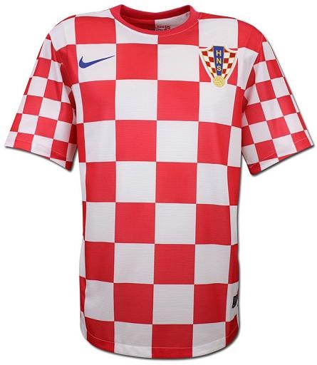 d1804d077ab72 Croácia  Descubra o porquê dos quadradinhos - Show de Camisas