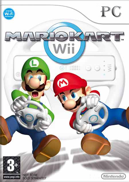 Mario Kart PC Full Version Wii Convertido Para Pc Full En Español