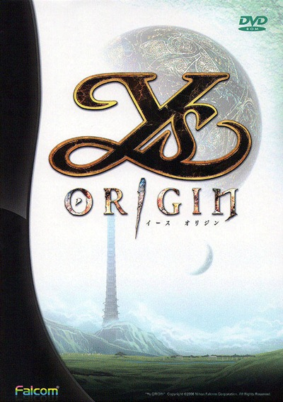 Ys Origin PC Full Descargar 2012 DVD5