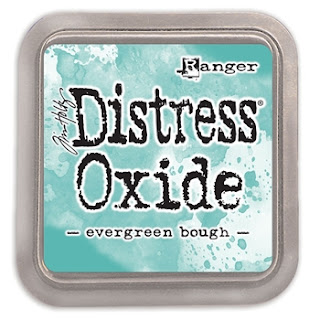 Oxide Ink Pad EVERGREEN BOUGH