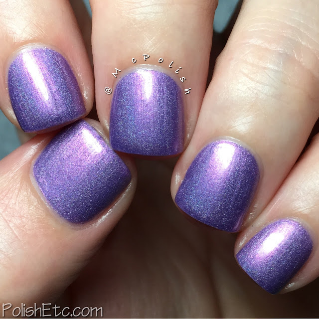 Native War Paints - Purple Reign Collection - McPolish - Love and Lilacs