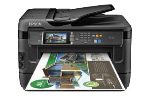Epson WorkForce WF-7620 Printer Driver Downloads & Software for Windows