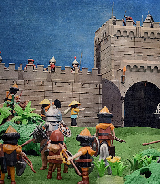 Playmobil Custom Chinesse and Mongols