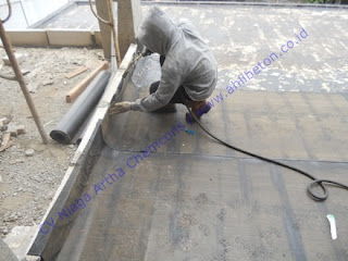 tips memilih waterproofing membrane bakar