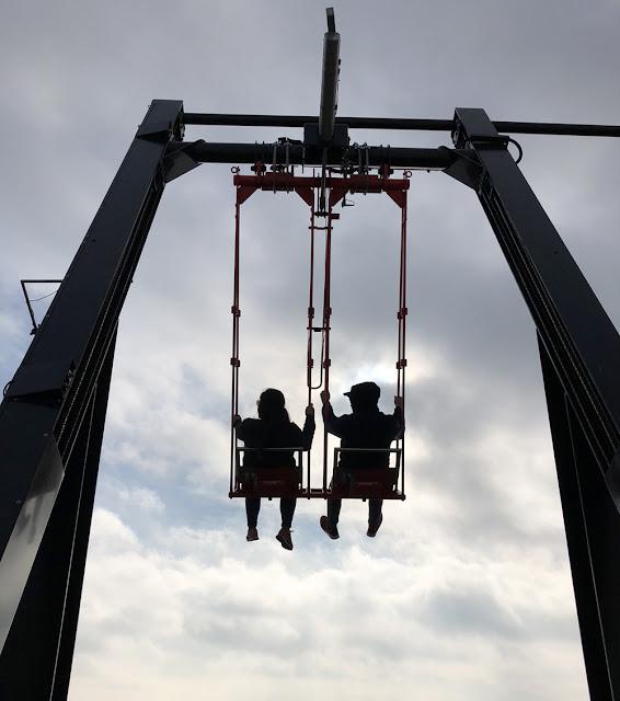 Euroopan korkein keinu sijaitsee Amsterdamissa 11