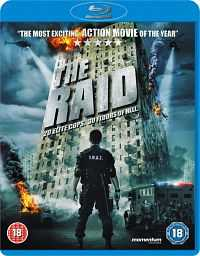 Raid Redemption (2011) Full Movie Hindi Dubbed 300mb Download