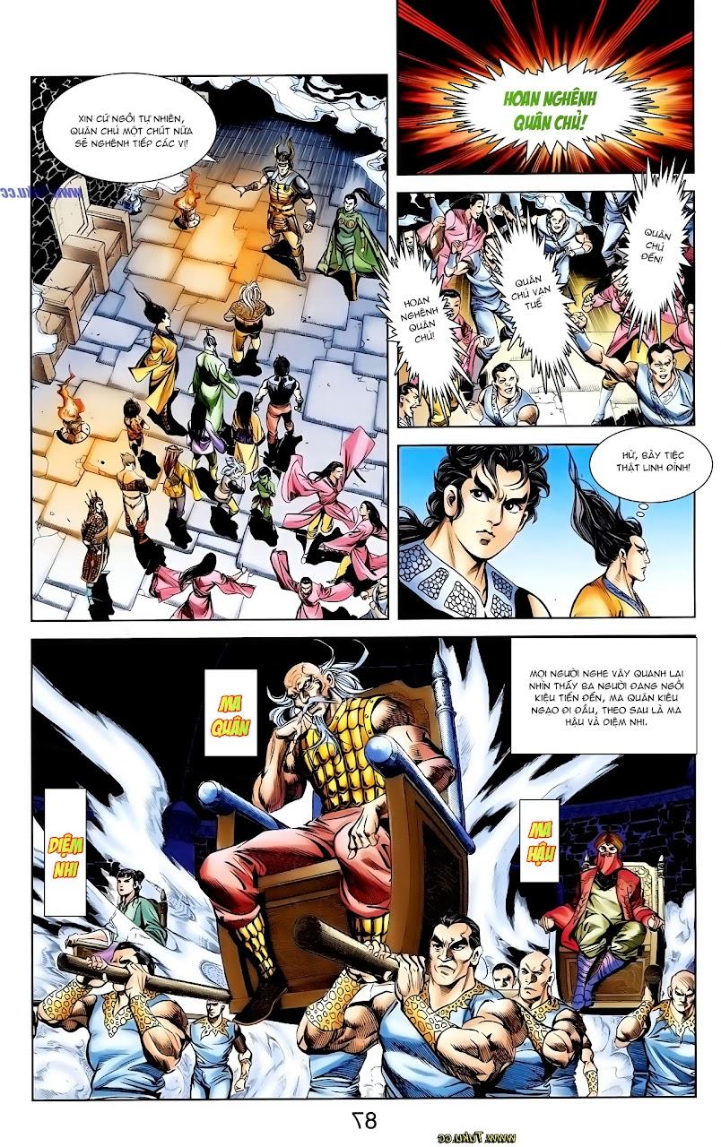 Cơ Phát Khai Chu Bản chapter 111 trang 29