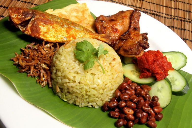 2 Resep Nasi Lemak Malaysia