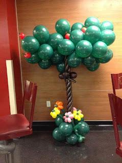 aneka bentuk bisa di kreasikan dan di buat oleh kreatifnya tangan tim wahanaballoons