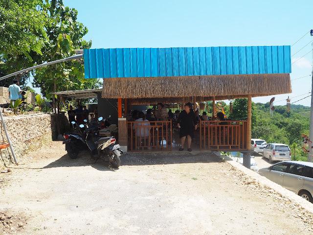 Tempat makan halal Nusapenida