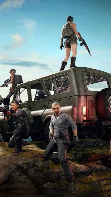 PUBG Mobile Walpapers