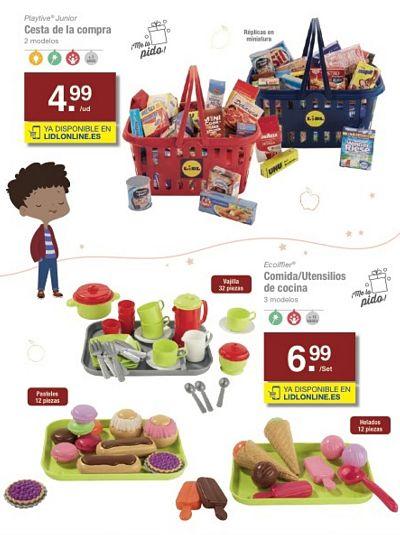 Utensilios de cocina - cesta de la compra