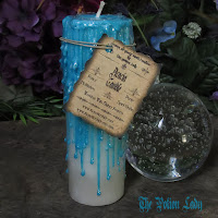 Acacia Candle by The Potion Lady