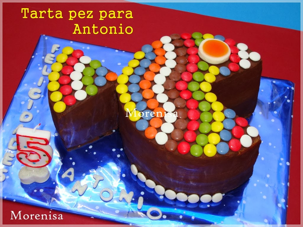 Como Decorar Tarta Rectangular Con Canela Y Nueces