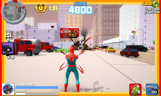 Spider Hero: Final War v1.0 Mod