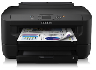 Epson WF-7110DTW Drivers download setup