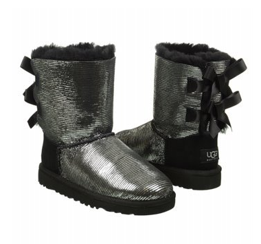 Most Wanted Christmas Gift for Teenage Girls, girls silver uggs