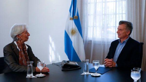 ¿Qué representa la visita del FMI a Argentina?