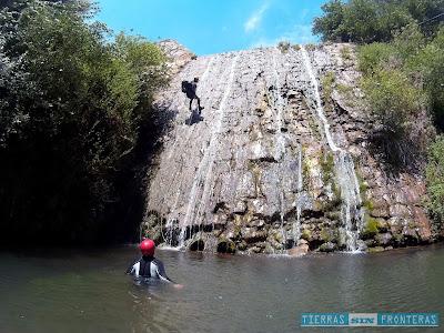 descenso barranco paterna del rio